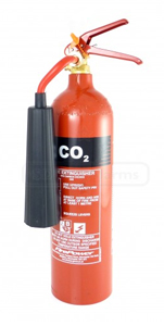 Carbon Dioxide Fire Extinguisher 2KG