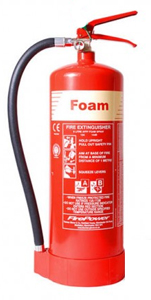 Foam Fire Extinguisher 2L